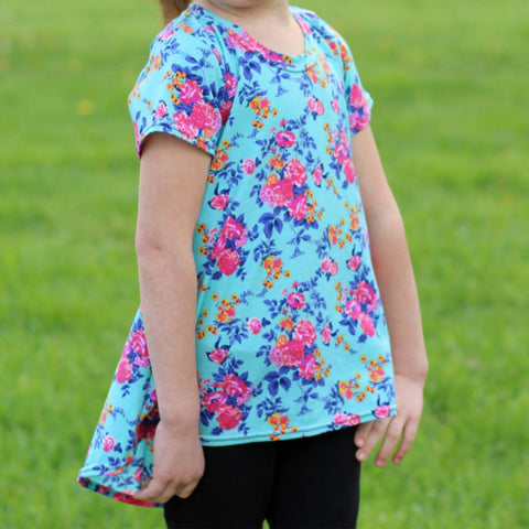 Sammy Swing Dress (Girls)
