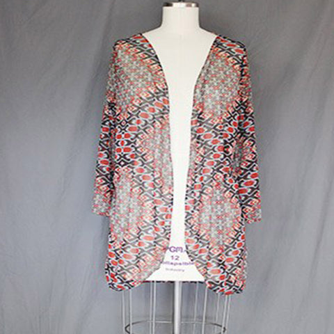 Grace Summer Cardigan