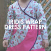 Iridis Wrap Dress
