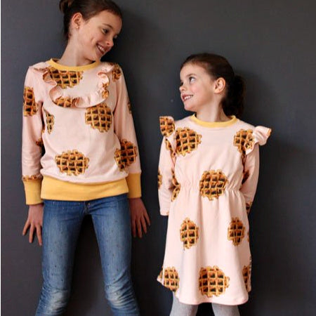 Issie Top and Dress (Kids)