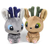 Jackalope Plush Toy