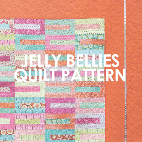 Jelly Bellies For You Quilt Pattern