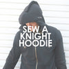 Knight Hoodie (adult version)