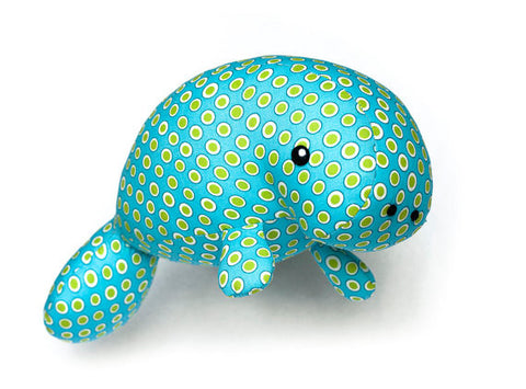Manatee Soft Toy