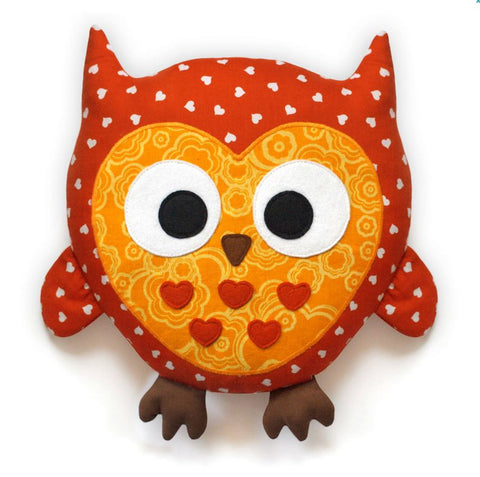 Owl Soft Toy