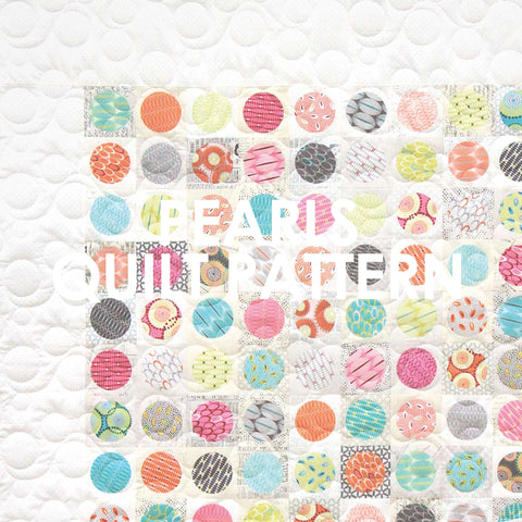 Pearls Quilt Pattern