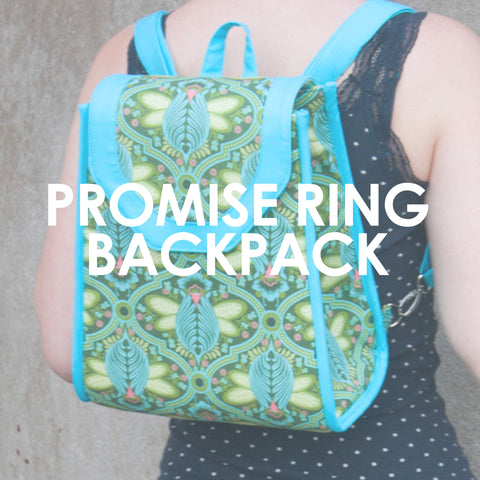 Promise Ring Backpack