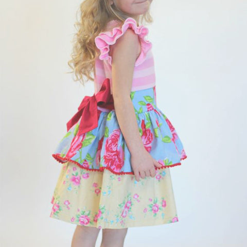 Girls' Quinn Dress