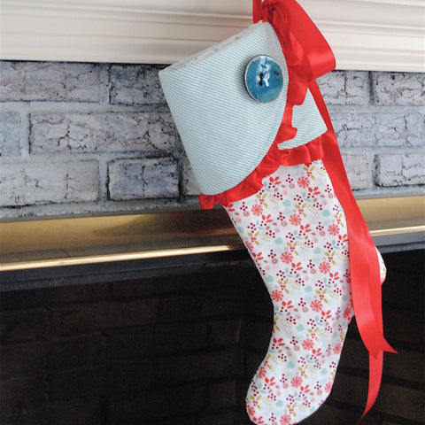 Sashay Christmas Stocking
