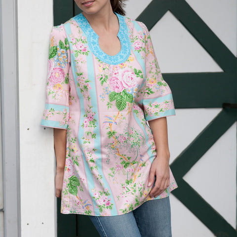 Shana Bell Sleeved Tunic