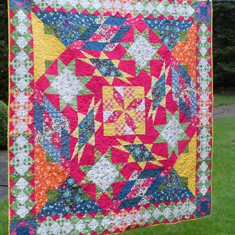 Shine Bright Quilt Pattern