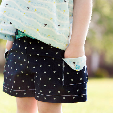 Starfish Shorts
