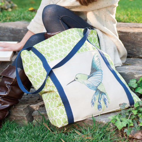 Stow Away Tote Bag