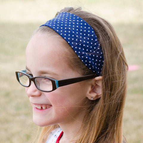Sunshine Headband (Baby-Adult)