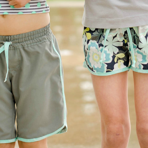 Swim & Surf Shorts (Kids)