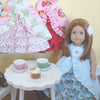 Tea Party Dolly Dress