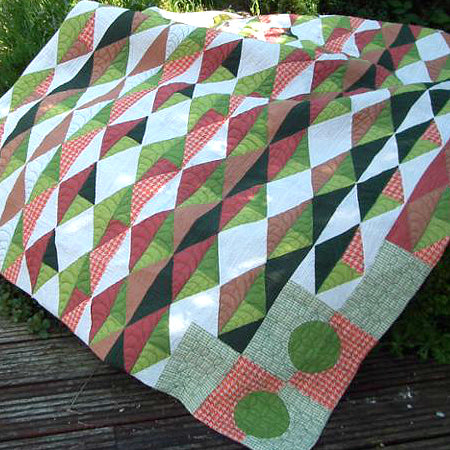 Wallander Quilt Pattern