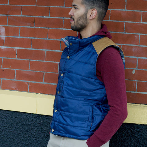 Men's William Outdoor Vest