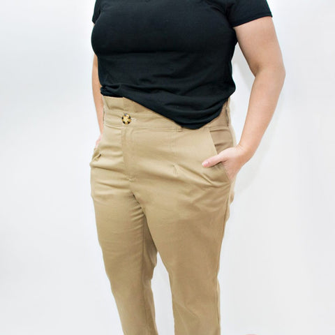 Women's Willow Pleated Trousers