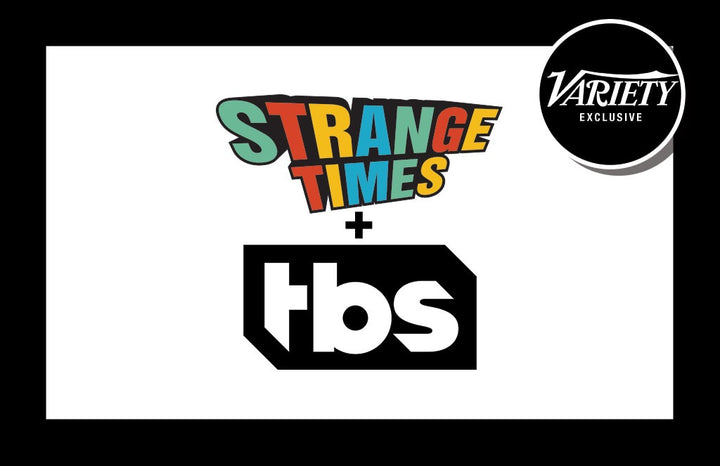 Tom DeLonge Paranormal Series 'Strange Times' in Development at TBS (EXCLUSIVE at Variety.com)