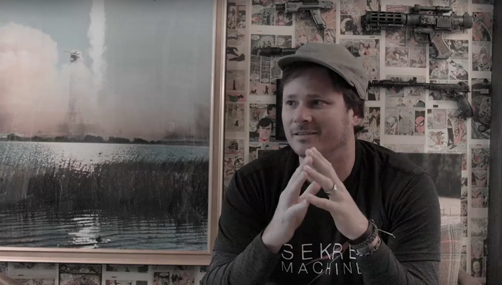 Update from Tom DeLonge - WATCH NOW!