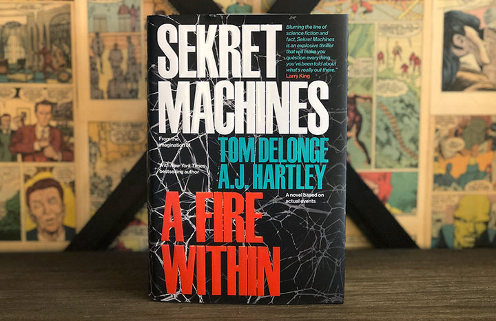 Where to Buy Sekret Machines: A Fire Within