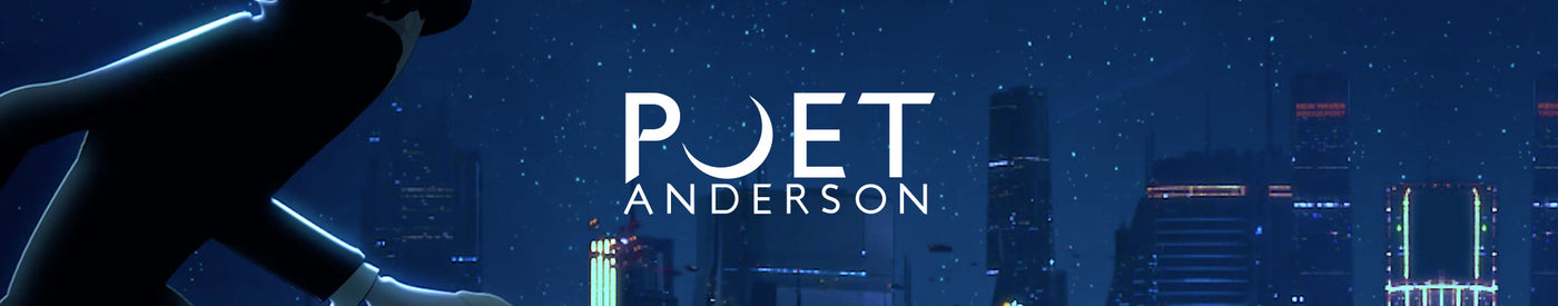 poet anderson official shop to the stars inc