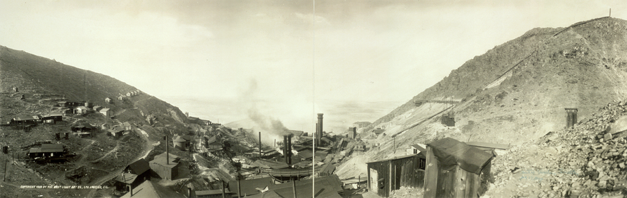 Jerome Mining Camp