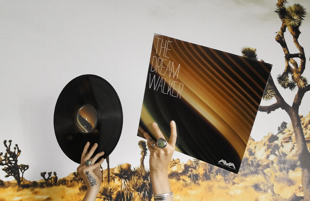 The Dream Walker Vinyl