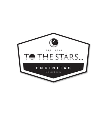 To The Stars Inc. Established Die Cut Sticker - To The Stars...
