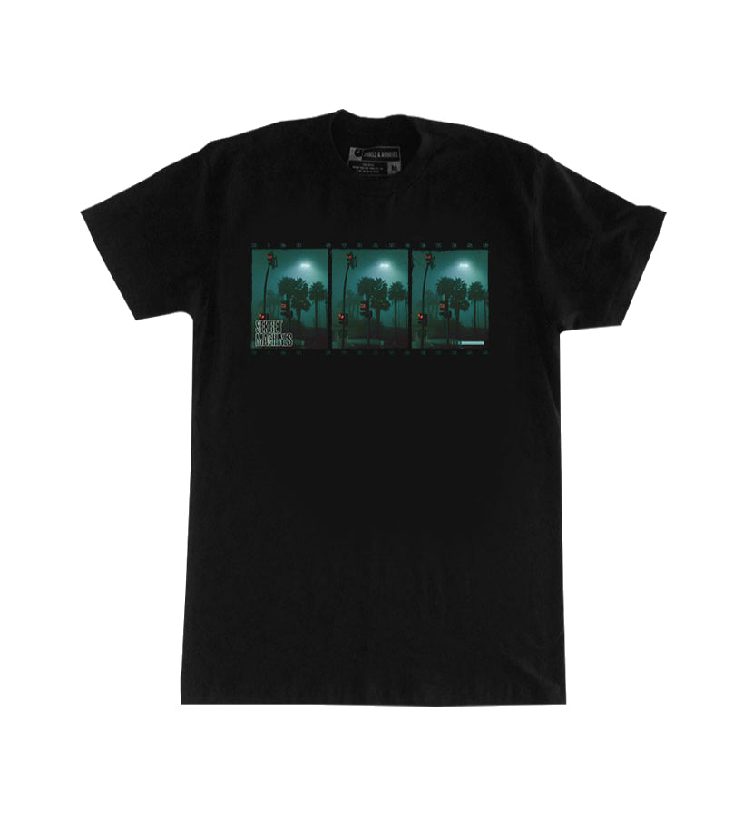High Strangeness T-Shirt Black