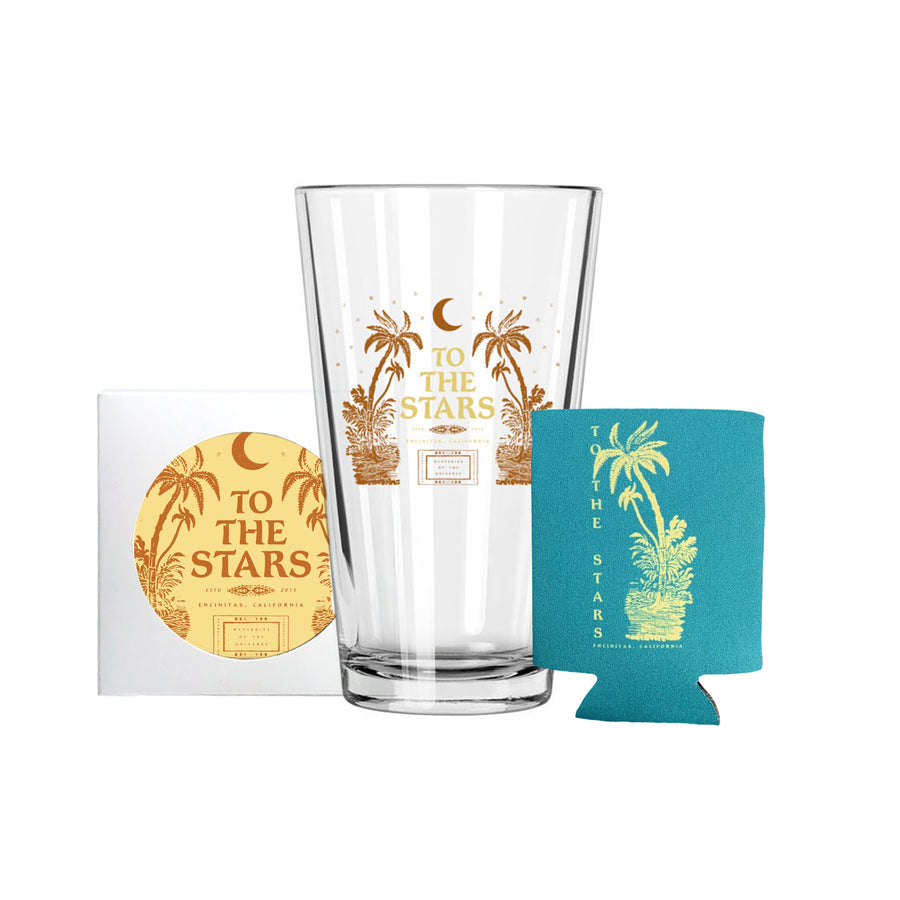 To The Stars Inc. Palms Drink Gift Set - To The Stars...