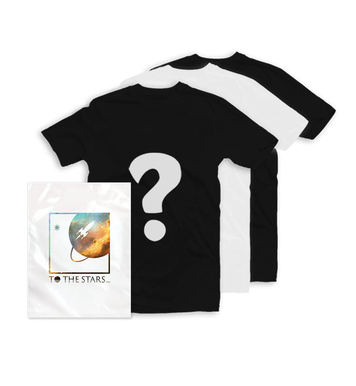 3 Mystery T-Shirt Pack