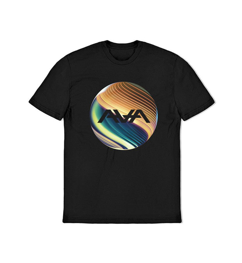 Angels and Airwaves The Dream Walker Orb T-Shirt Black - To The Stars