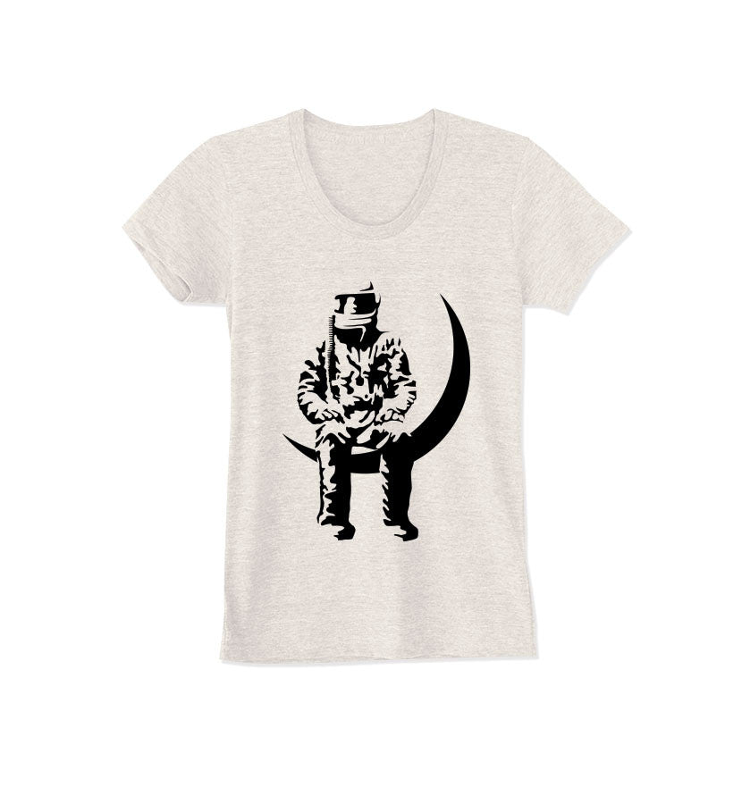 Angels and Airwaves Moon Man Women's T-Shirt - To The Stars - 1