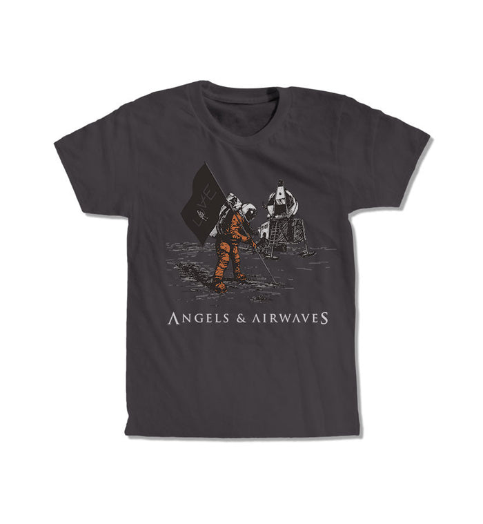 Angels and Airwaves LOVE Takes the Moon T-Shirt - To The Stars - 1