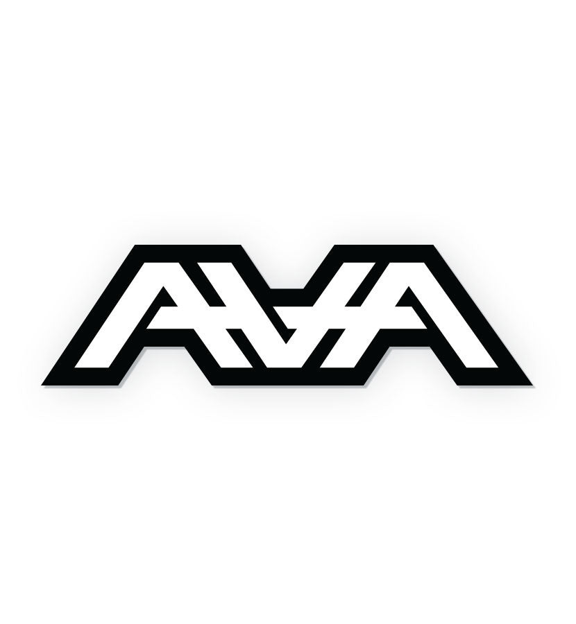 Angels and Airwaves Block Logo Die Cut Sticker - To The Stars