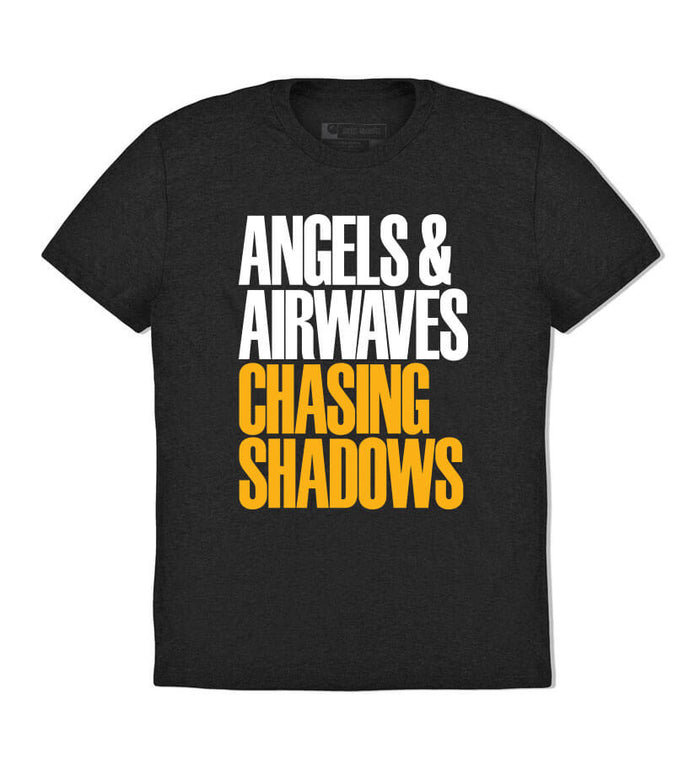 Angels and Airwaves Chasing Shadows EP T-Shirt Black - To The Stars