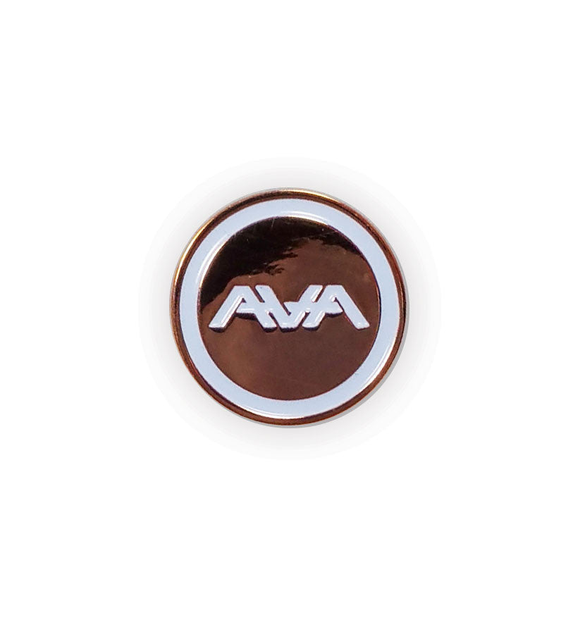 Angels and Airwaves Circle Logo Lapel Pin - To The Stars