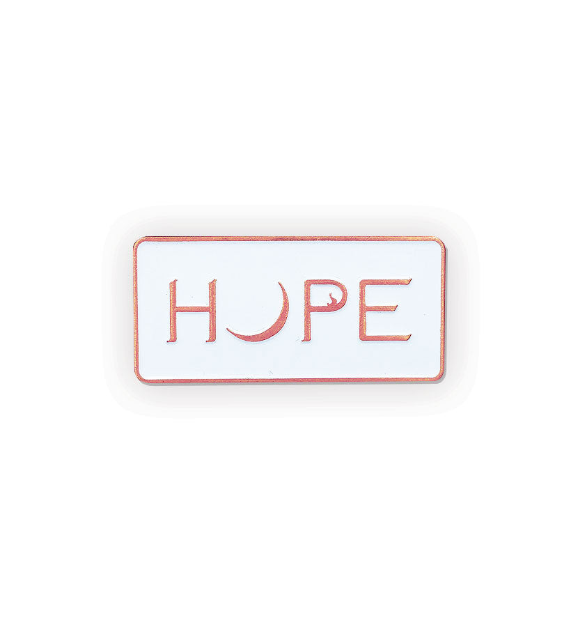 Angels and Airwaves Spread Hope Lapel Pin - To The Stars