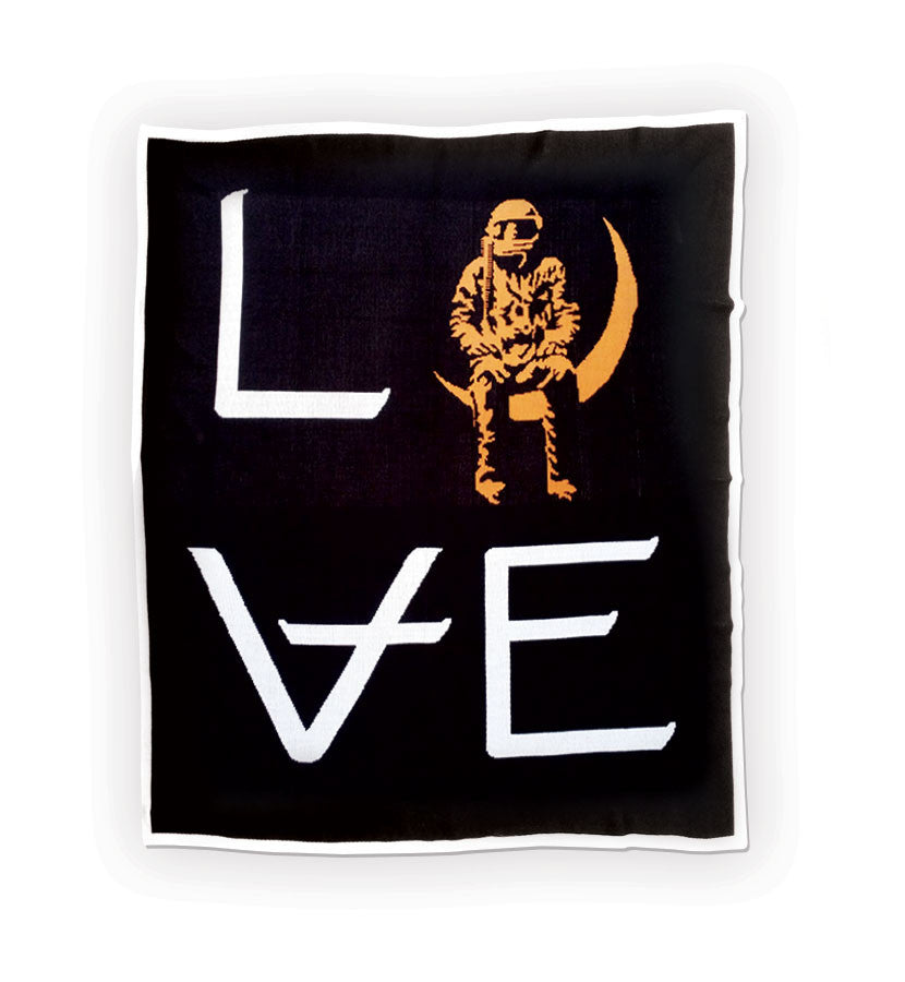 Angels and Airwaves Love Knit Blanket - To The Stars
