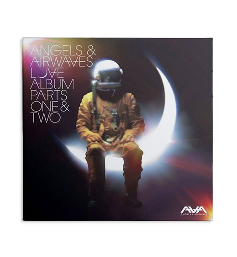 Angels and Airwaves-Love Part One & Two Digital Albums-MP3-To The Stars...