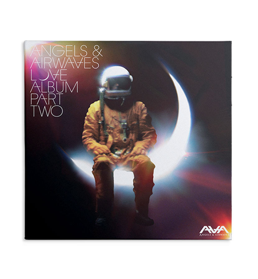 Angels and Airwaves-Love Part Two Digital Album-MP3-To The Stars...