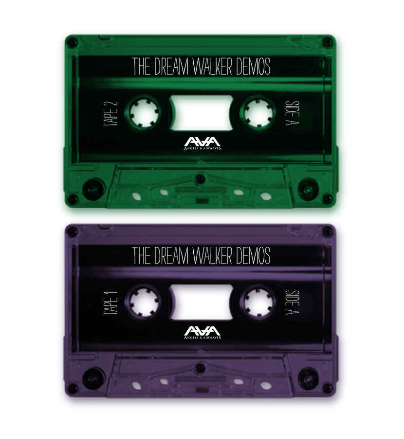 Angels and Airwaves The Dream Walker Demos (Special Edition Double Cassette) - To The Stars - 2