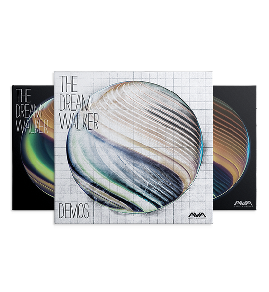 The Dream Walker Trinity Digital Music Bundle