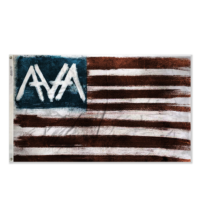 Angels and Airwaves-Tour Backdrop Replica Flag-To The Stars...
