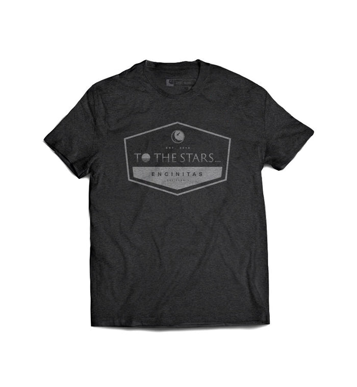 Established T-Shirt Vintage Black