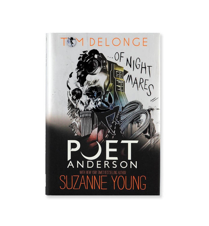 Poet Anderson ...Of Nightmares - To The Stars - 1