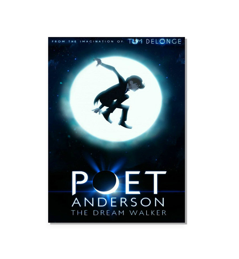 Poet Anderson The Dream Walker Animation - To The Stars...