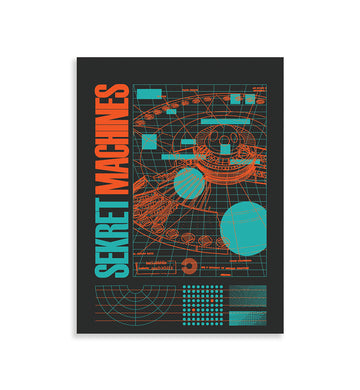 Signed Projekt 1794 Screen Printed Poster
